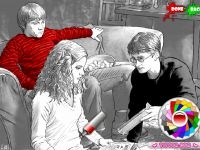 Harry Potter Anmahlen